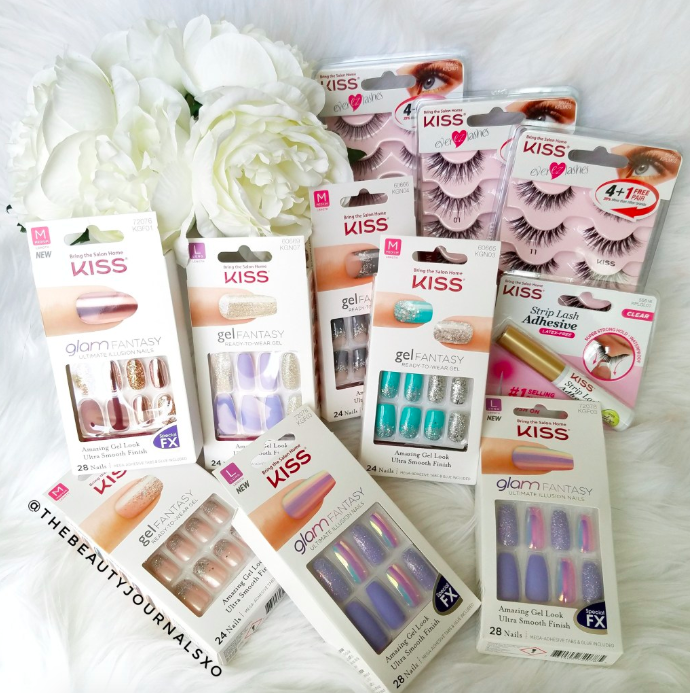 Thebeautyjournalsxo Review Jewel Fantasy Press-On nails From KISS_1