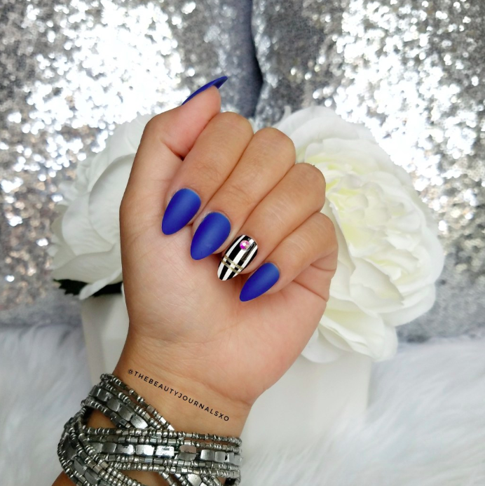 Thebeautyjournalsxo Review Jewel Fantasy Press-On nails From KISS_3