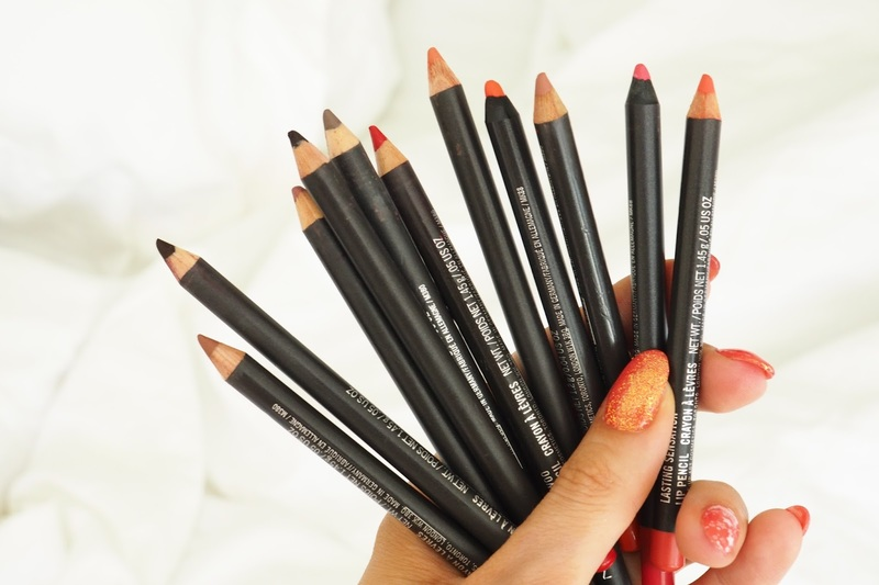 Devoted To Pink Reviews MAC Lip Pencils_5