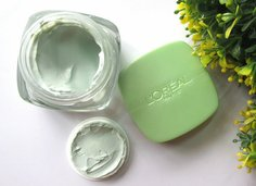 Look l oreal paris pure clay purify and mattify mask open