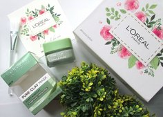 Look l oreal paris pure clay purify and mattify mask review