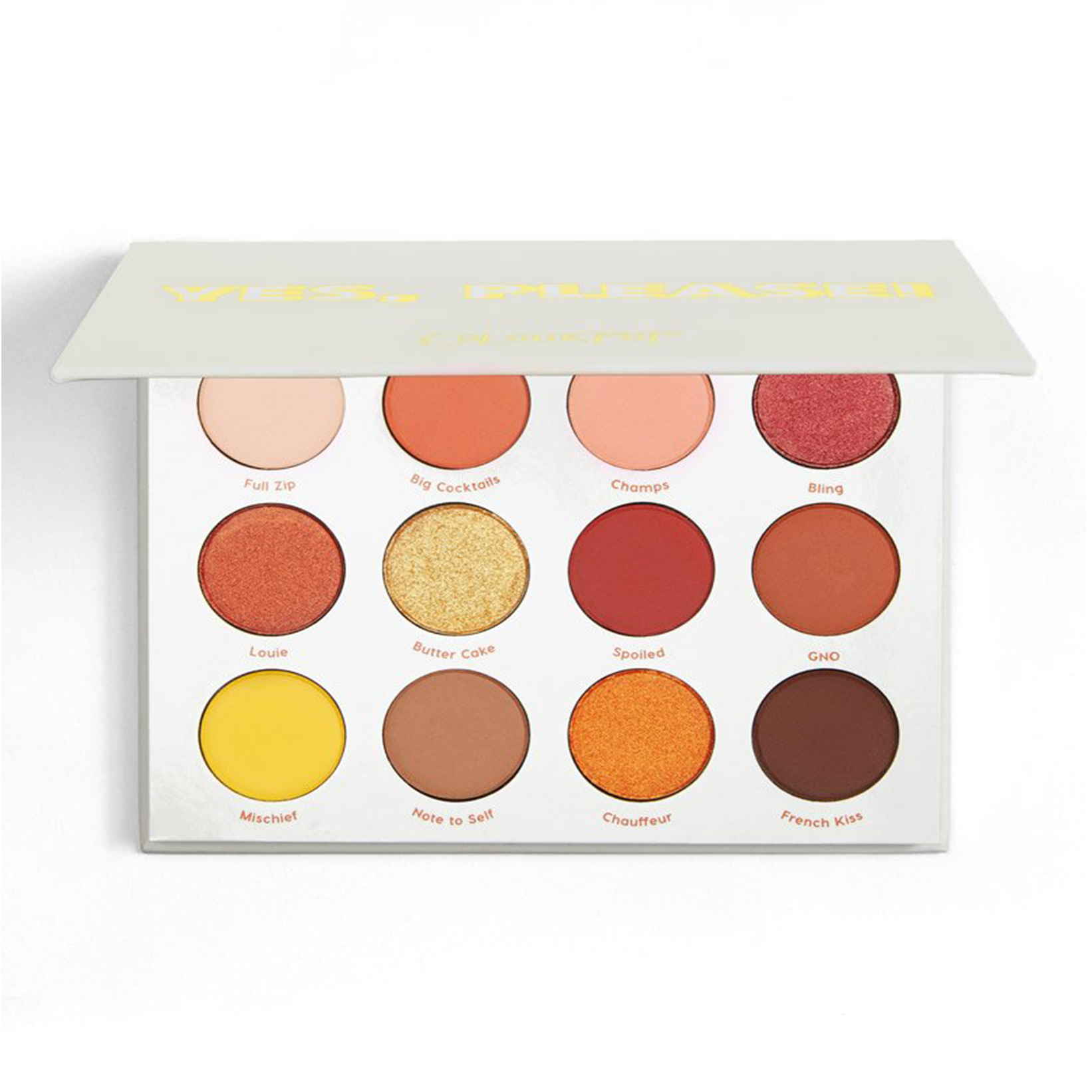 Colourpop yes please palette 0