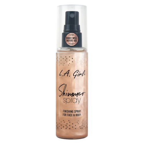 Shimmer spray from l.a. girl 1